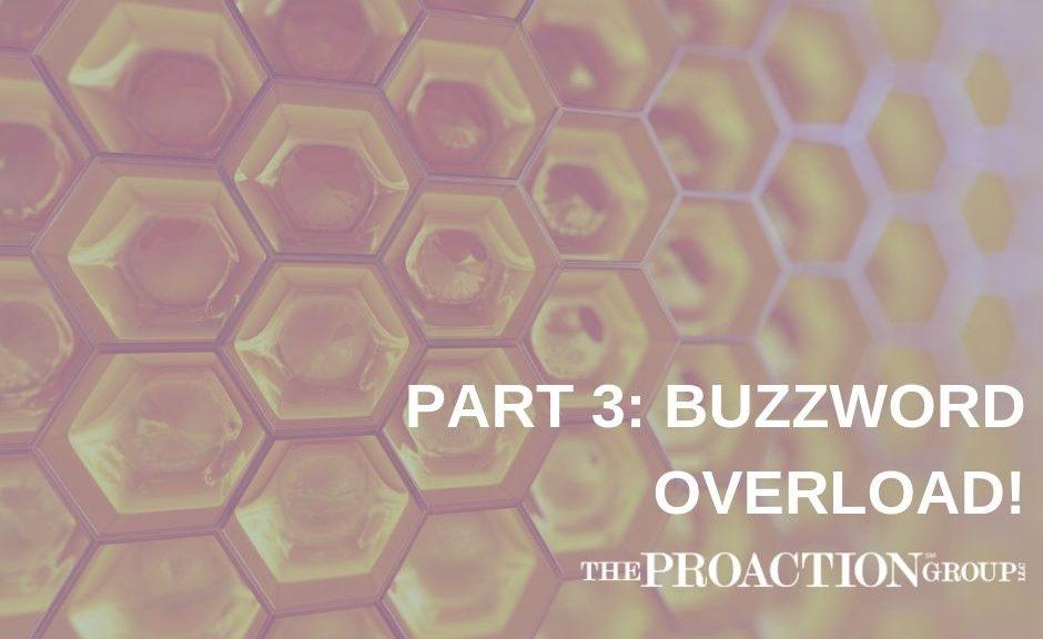 Buzzword overload